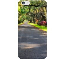 Magnolia Plantation iPhone Case/Skin