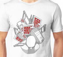 the weight of technology Unisex T-Shirt