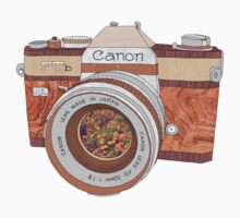 Wood Canon Kids Clothes