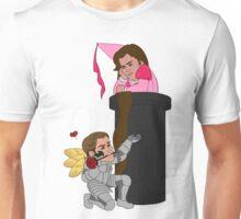 Princess Samantha is Not Amused Unisex T-Shirt