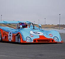1971 Chevron B 19 Vintage Racecar by DaveKoontz