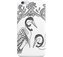 Two Herons iPhone Case/Skin