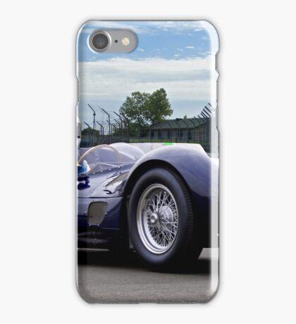 1961 Maserati T61 Vintage Racecar iPhone Case/Skin