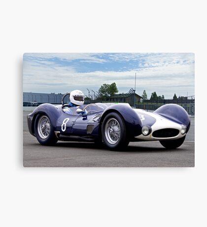 1961 Maserati T61 Vintage Racecar Canvas Print