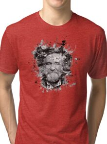 Robin's Spilled Paint (Robin Williams Tribute) Tri-blend T-Shirt