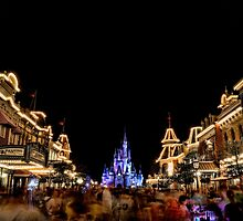 Main Street USA at Magic Kingdom by jjacobs2286