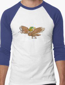 Pokemon Zelda Men's Baseball ¾ T-Shirt