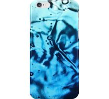 blue jelly iPhone Case/Skin