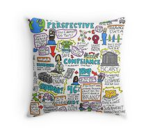 Financial Services & Technology SXSW  Throw Pillow