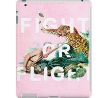Fight or Flight iPad Case/Skin