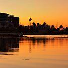 St Kilda Beach Sunrise by Ian Stevenson