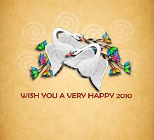 happy new 2010 by tandoor