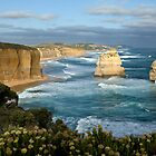 20080422 to East of 12 Apostles by Fred Mitchell
