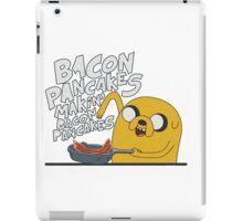 Bacon Pancakes iPad Case/Skin
