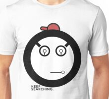 Keep Searching - Confusion Unisex T-Shirt