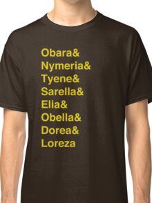 Sand Snakes Classic T-Shirt