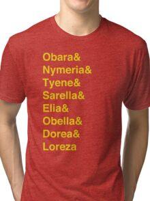 Sand Snakes Tri-blend T-Shirt