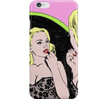 Pop Art LILO iPhone Case/Skin