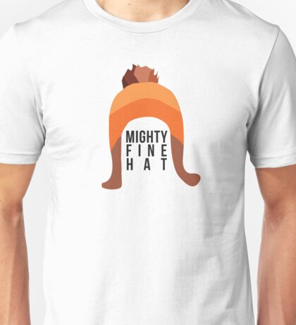 Firefly: Mighty Fine Hat Unisex T-Shirt