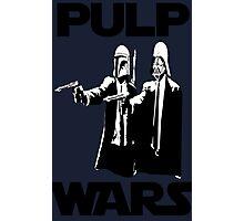 PULP WARS Photographic Print