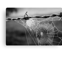 maybe it's charlotte's??? Canvas Print