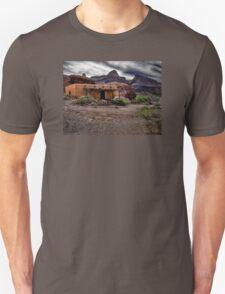 West of the Movies - Texas T-Shirt