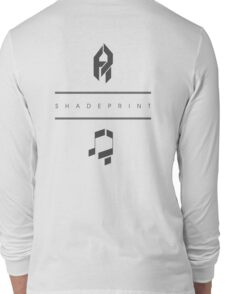 Shadeprint   Signature Long Sleeve T-Shirt
