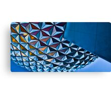 Like A Grand and Miraculous Spaceship Canvas Print