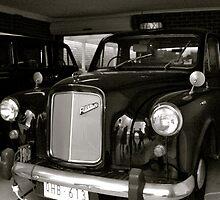 london taxi 2 by Blaiseart