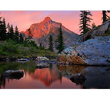 Highbox Peak Photographic Print