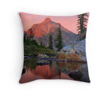 Highbox Peak Throw Pillow