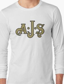 AJS Motorcycles Long Sleeve T-Shirt
