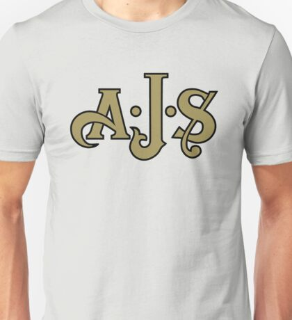 AJS Motorcycles Unisex T-Shirt
