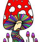 Mother Mushroom by Octavio Velazquez