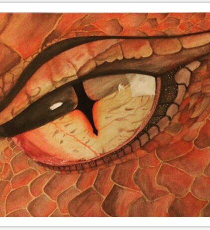 Smaug The Dragon Sticker