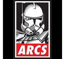 ARCS Photographic Print
