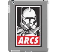 ARCS iPad Case/Skin