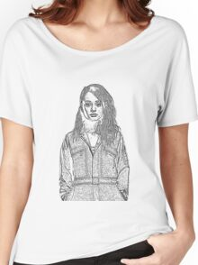Karla Crome Women's Relaxed Fit T-Shirt