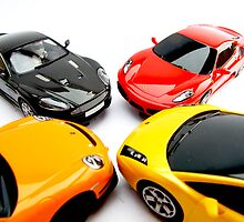 Toy Cars by Bailey Designs