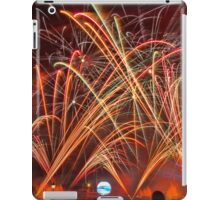 Burst of Color - Fireworks at Epcot iPad Case/Skin