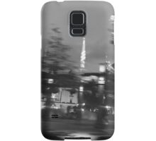 Life Moves Fast Samsung Galaxy Case/Skin