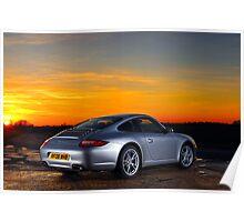 Porsche 911 .... Poster