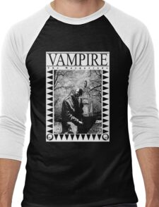 Retro: Vampire: The Masquerade 2 Men's Baseball ¾ T-Shirt