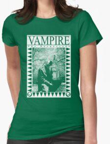 Retro: Vampire: The Masquerade 2 Womens Fitted T-Shirt