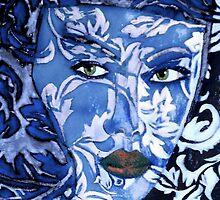 "China Girl by Belinda ""BillyLee"" NYE (Printmaker)"