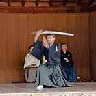 Kyoto sword workout by Bill  Russo