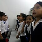 """songs"" - Series on the Chin refugee Children of Burma living in Malaysia by Colinizing  Photography with Colin Boyd Shafer"