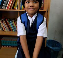 """school"" - Series on the Chin refugee Children of Burma living in Malaysia by Colinizing  Photography with Colin Boyd Shafer"