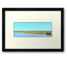 Lahinch Beach and Liscannor Bay - Golf Links View Framed Print