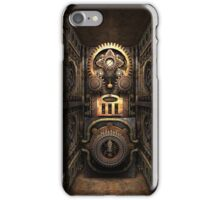 Infernal Steampunk Vintage Machine #4 phone cases iPhone Case/Skin